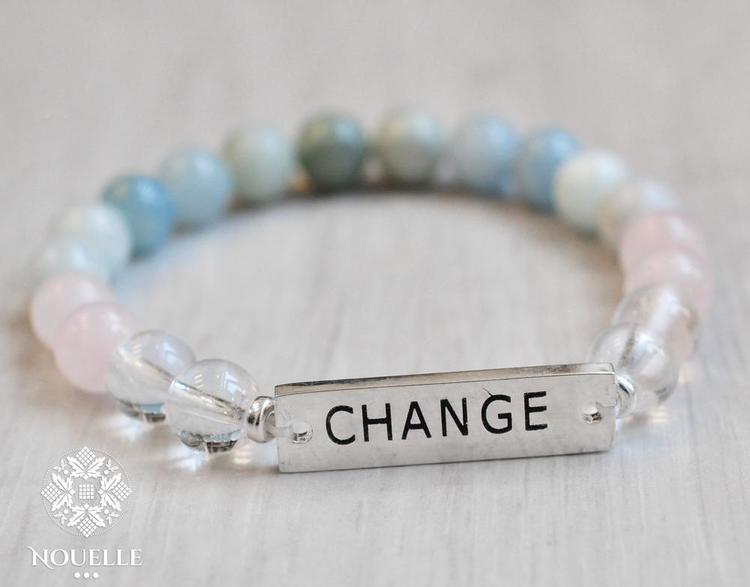Make A Change Armband