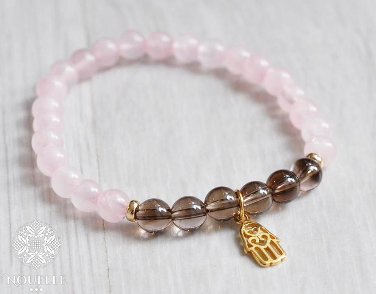 Love & Protection Armband