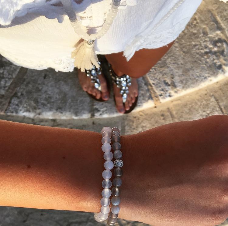 Agate Armband Small