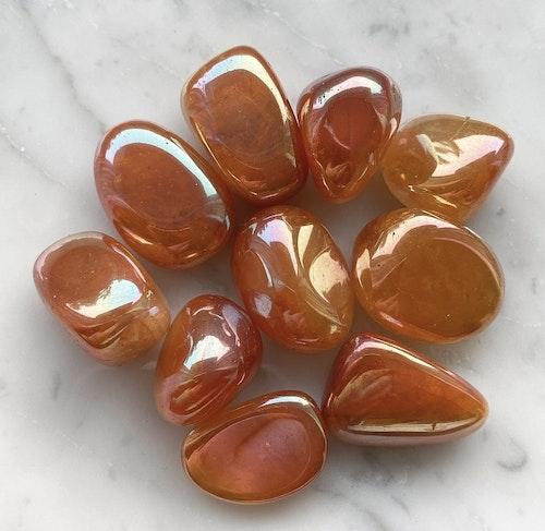 Tangerin Aura | Tumlad Sten