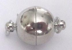 Antikfärgat magnetlås rund 12 mm, 1 st