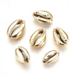 Guldfärgade snäckor, 10 st