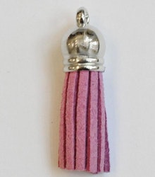 Tofs 35 mm syrén med silverkåpa, 10 st