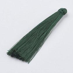 Nylontofs 65 mm mörkgrön, 1 st