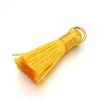 Nylontofs gul 30 mm, 1 st