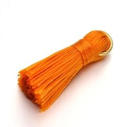 Nylontofs orange 30 mm, 1 st