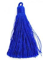 Nylontofs 74 mm blå, 1 st