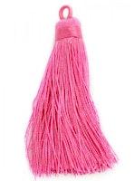 Nylontofs 74 mm rosa, 1 st