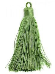 Nylontofs 74 mm grön, 1 st