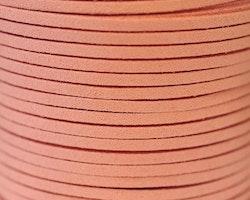 Mockaband 3 mm laxrosa, 1 m