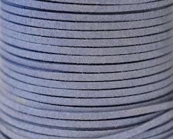 Mockaband 3 mm blålila, 1 m