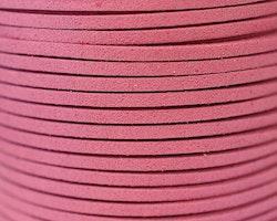 Mockaband 3 mm mörkrosa, 1 m