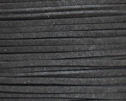 Mockaband 3 mm svart, 1 m