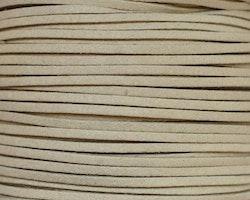 Mockaband 3 mm beige, 1 m