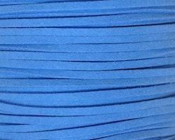 Mockaband 3 mm blå, 1 m