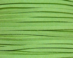 Mockaband 3 mm lime, 1 m