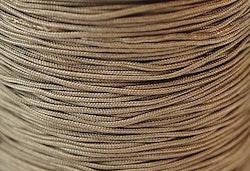 Nylontråd 0.4 mm ljusbrun, 1 rulle