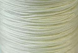 Nylontråd 0.5 mm ivory, 1 rulle