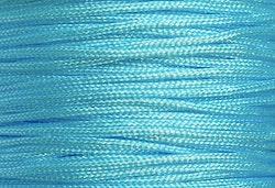 Nylontråd 0.5 mm turkos, 1 rulle
