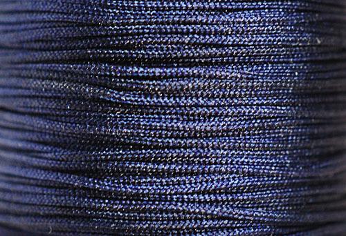 Nylontråd 0.5 mm mörkblå, 1 rulle