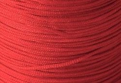 Nylontråd 0.5 mm röd, 1 rulle