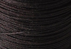 Nylontråd 0.5 mm brun, 1 rulle