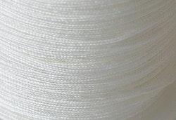 Nylontråd 1.5 mm vit, 10 m