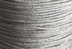 Nylontråd 1.5 mm grå, 1 rulle