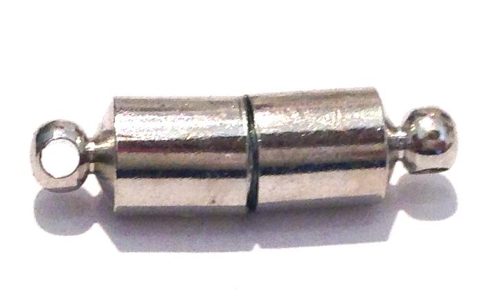 Antikfärgat magnetlås 12 mm, 1 st