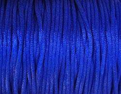 Rattail/Satintråd 2 mm mörkblå, 5 m