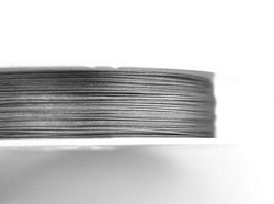Wiretråd stålfärg 0.38 mm, hel rulle