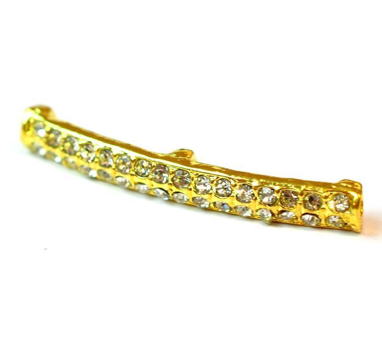 Guldfärgad strassbåge, 1 st