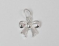 Sterling silver berlock rosett, 1 st