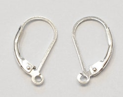 Sterling silver brisyrer, 1 par