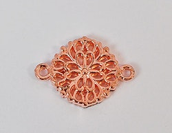 Roséfärgad connector blomma, 1st