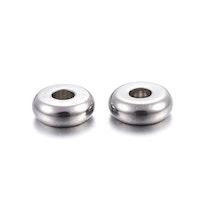 Rostfritt stål rondeller 6 mm, 10 st