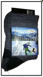 Ullsocka Thermal Funktion 31-35