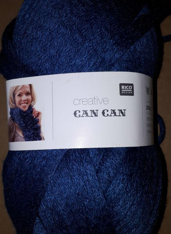 CanCan Disco  Blå