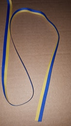 Sverigeband 10 mm i metervara