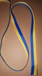 Sverigeband 15mm i metervara