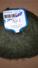 Mohair 150 gr Grön