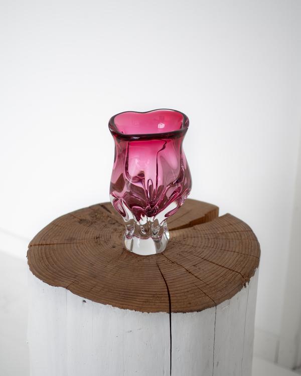Bohemia vase