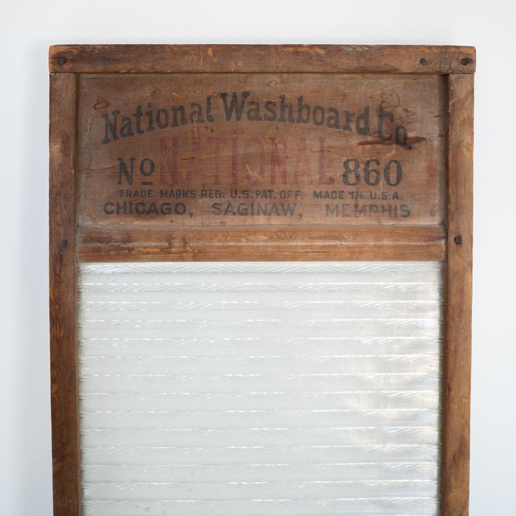 Vintage vaskebrett fra USA