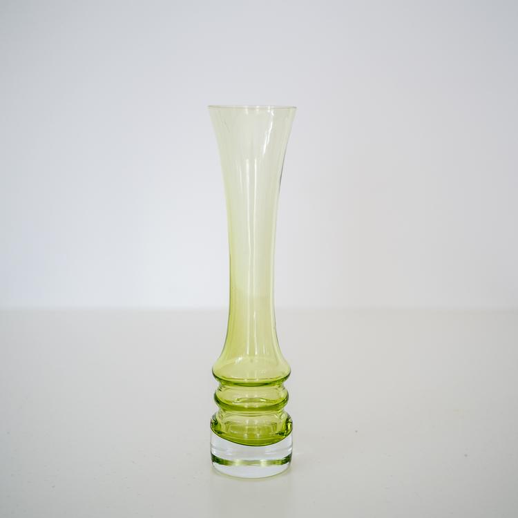 Limegrønn vase