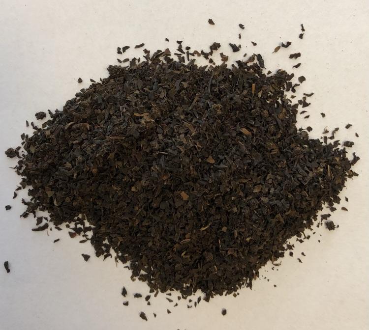 Karamellens svarta, ekologiskt