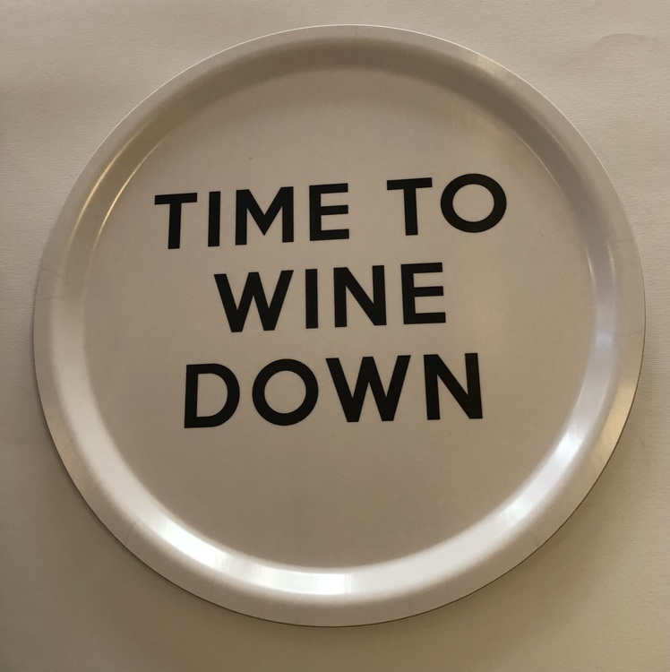 """Bricka """"Time To Wine Down"""""""