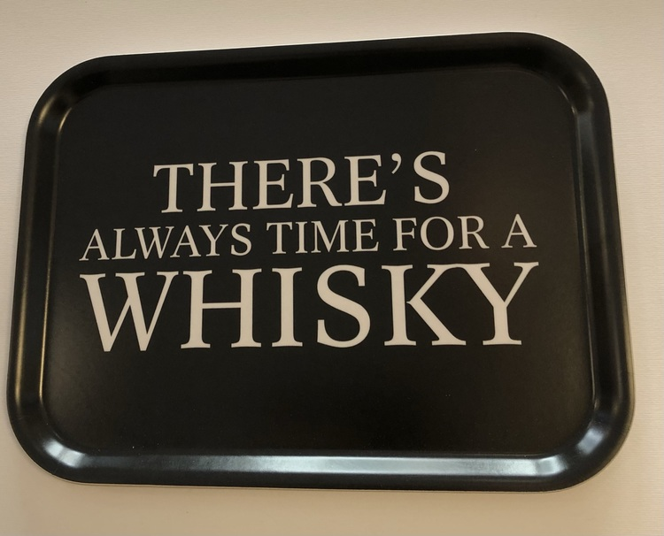"""Bricka """"There's Always Time For A Whisky"""""""