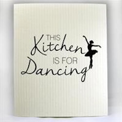 """Disktrasa """"This Kitchen is for Dancing"""""""