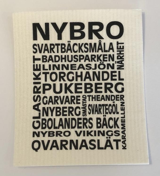 """Disktrasa """"Nybro"""""""