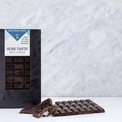 """Chokladkaka """"Mörk Choklad"""" utan tillsatt socker"""